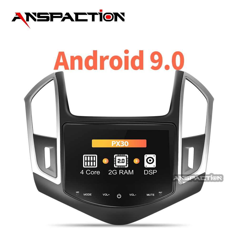 """8 """"ips Android 9,0 автомобильный DVD для Cruze 2013 2014 2015 Авто Радио FM PC стерео gps Навигация Аудио Видео система Бесплатная резервная камера"""