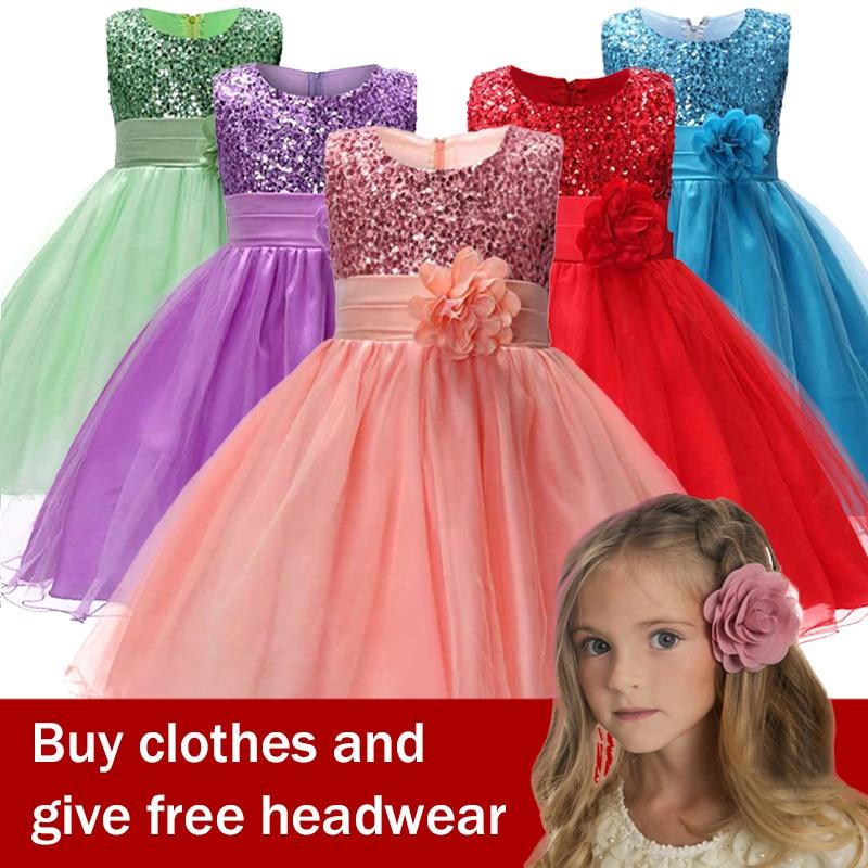 1 14 yrs teenagers Girls Dress Wedding Party Princess Christmas Dresse for girl Party Costume Kids Innrech Market.com