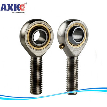 18mm SA18T/K SAKB18F GAKFWR18FW male metric right hand threaded M18X1.5 rod end joint bearing
