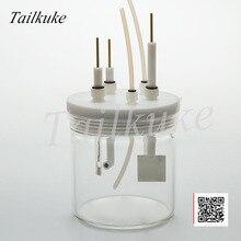 C001 Sigillato Elettrolizzatore/Diritto Cinque Sigillato Cella Elettrolitica/Sistema A Tre Elettrodi Comune Elettrolisi Cellulare