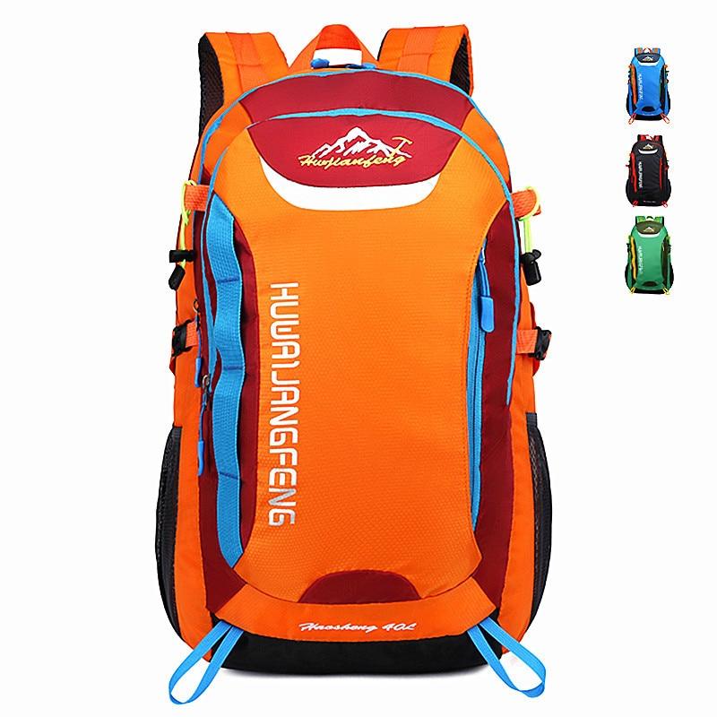 7709fedaca1b US $16.5 30% OFF|Outdoor Sports Mountaineering Backpack Waterproof  Breathable Camping Large Capacity Hiking Bike Bag Men and Women Bags on ...
