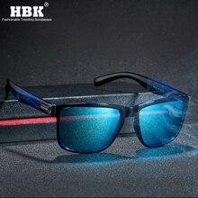 HBK Fashion Polarized Sunglasses Men's Driving Shades Male Sun Glasses for Men Retro Cheap 2017 Luxury Brand Designer Oculos