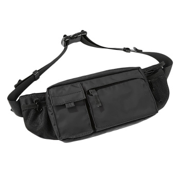 Waist Bag Fanny Pack for Men Women Belt Pouch Hip Bum Chest with Adjustable Strap, Gym