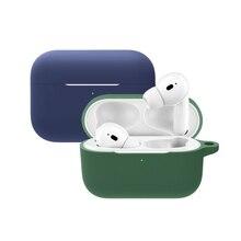 جراب واقٍ من السيليكون لهاتف MEIZU POP PRO TWS R9CB ، غطاء سماعة أذن مضاد للسقوط