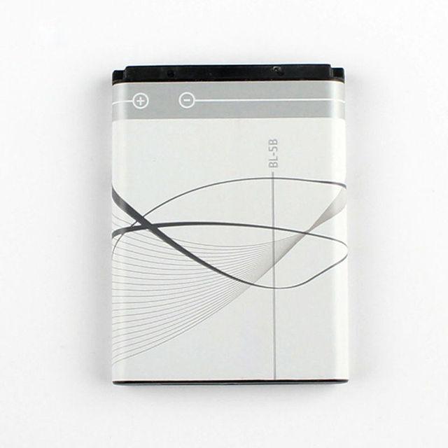 Nieuwe Batterij BL 5B Voor Nokia 5320 5300 6120c 5200 6021 7260 7360