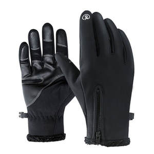 Skiing Gloves Motorcycle Waterproof Winter Thermal-Sports Warm Screen Driving Driving