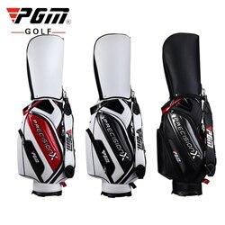 Bolsa estándar de Golf Pgm, resistente al agua, paquetes de gran capacidad, Bolsa duradera con múltiples bolsillos, equipos para palos de Golf con 3 colores D0079
