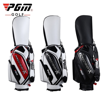 Pgm Golf Standard Bag Waterproof Big Capacity Packages Multi-Pockets Durable Bag Golf Clubs Equipments With 3 Colors D0079 фото
