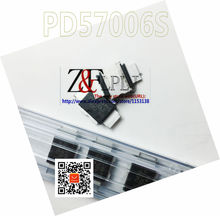 PD57006S PD 57006S PD57006S E $ M ストレートリード (ピン) RF パワートランジスタの新オリジナル 5 ピース/ロット