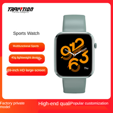 Lightweight smart bracelet watch high definition touch screen large multi function strong battery life Bluetooth K10