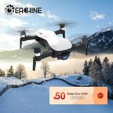 Eachine – Drone EX4 caméra 5G WIFI 1KM/3KM FPV GPS 4K HD, cardan 3 axes, 25 minutes de temps de vol avec sac RC VS X12