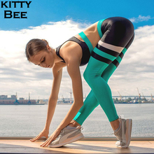 Yoga Set Women Fitness Clothing Gym Sport Suit High Waist Leggings Padded Sports Bra Workout Clothes For
