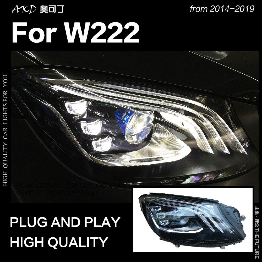Emitting Color : Left SHENYI /Éclairage LED Avant Voiture DRL Brouillard Ampoules Assembl/ée Lampe antibrouillards for Mercedes Benz W204 for W212 C250 C280 C350 E350 Feux de Brouillard