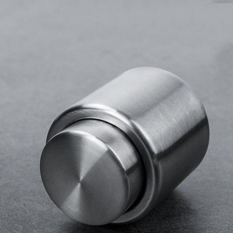 LHX 1Pc bouchon de bouteille de vin sous vide en acier inoxydable stockage scellé bouchon de haute qualité bouchon de débit d'alcool Pour bouchon HP1437 c1