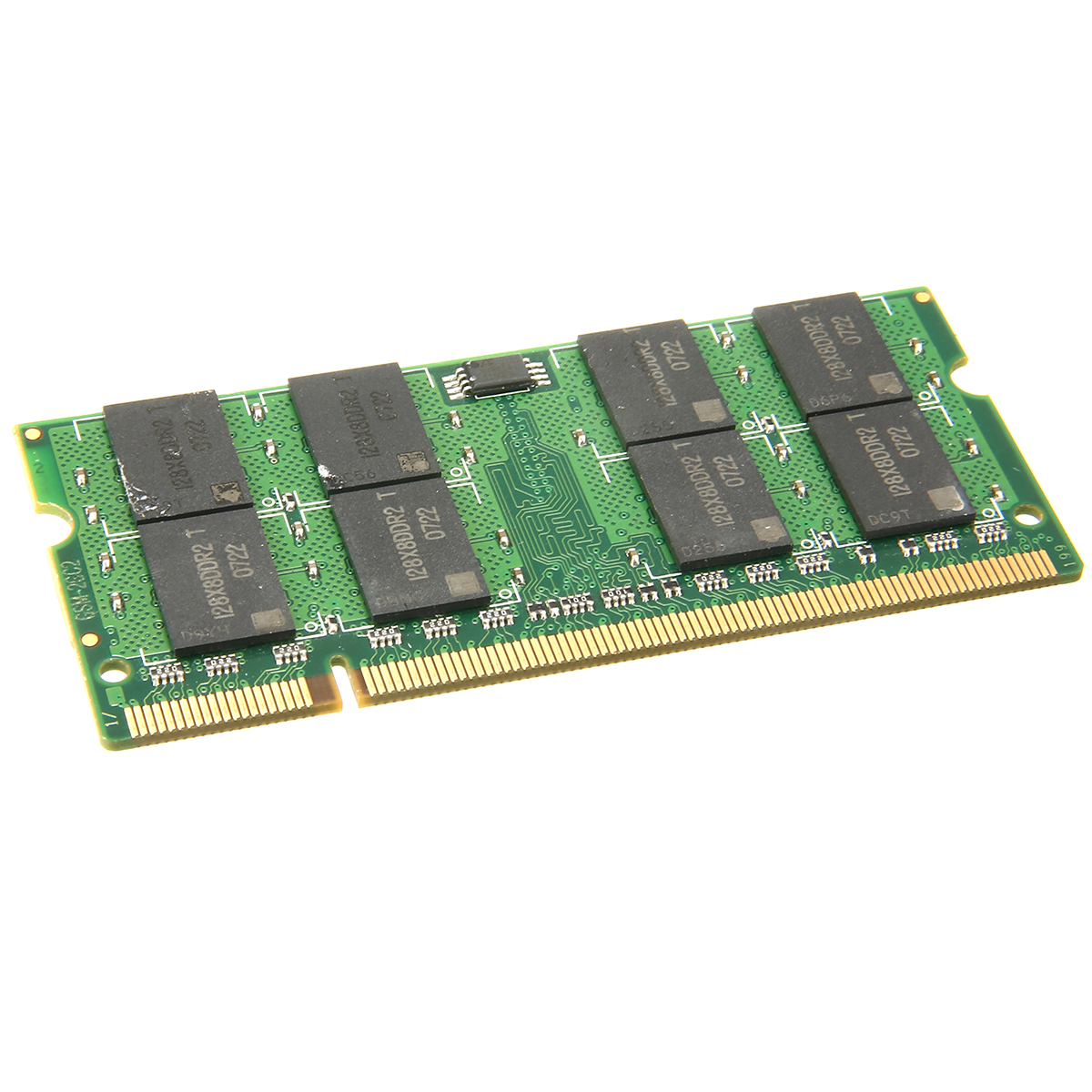 Pohiks 1pc 2GB DDR 800 800MHz PC2-6400 200pin Non-ECC Desktop SODIMM Memory RAMs FOR Computer Notebook Parts