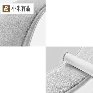 Image 5 - Youpin sedile del water 1 pair Selezionato flanella nessuna traccia di adsorbimento facile da rimuovere e lavare protable caldo per famlily inverno
