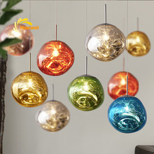 NEW Led Modern Pendant Lamp For Living Room Dining Room Kitchen loft Color Home Circle Decor Hanging Chandelier Light Fixture