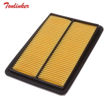 Car Engnie Air Filter Fit For Renault Kadjar 2.0L Nissans X TRAIL Qashqai  Model 2014 2015 2016 2017 2018 Air Filter Core Grid