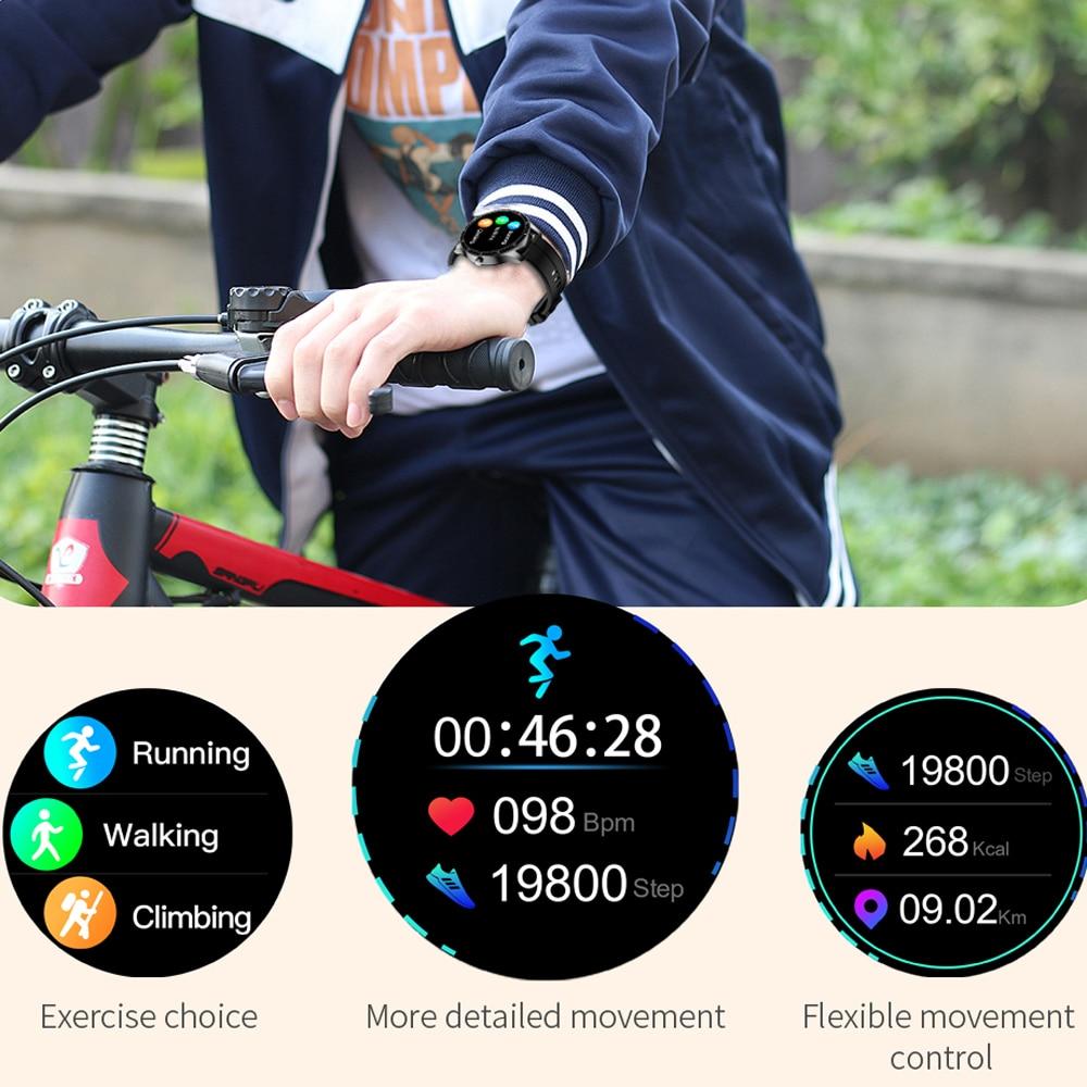 SENBONO S80 Smart Watch uomo Sport impermeabile IP68 sonno frequenza cardiaca Fitness Tracker 2020 Smartwatch da donna per IOS android huawei 2