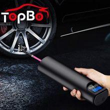 Tire Inflator Portable Compressor Rechargeable Balls Air-Pump Car-Bicycle-Tires Digital