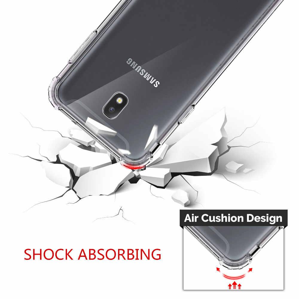 สายโซ่สำหรับ Samsung Galaxy A6 A7 A8 A9 2018 หมายเหตุ 10 สร้อยคอ Coque สำหรับ S20 ULTRA J3 J5 J7 J4 J6 PLUS