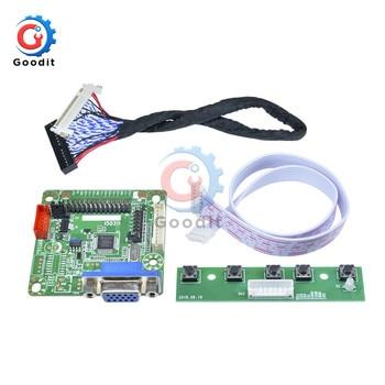 """MT561-B MT561B Universal LVDS LCD Montor pantalla controlador placa 5V 10 """"-42"""" partes de ordenador Laptor kit de bricolaje"""