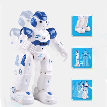 Multi-function Robotic Toys With Remote Control Gesture Sensor for Children