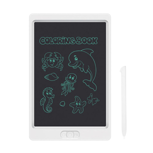 Portable Doodle Handwriting Pad Board with Stylus Pen Educational 10 inch LCD Writing Tablet Learning Study Toy Gifts