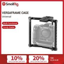 Smallrig Universele Camera Versaframe Kooi Voor Canon/Nikon/Sony/Panasonic GH3/GH4/Fujifilm Dslr Camera S met Batterij Grip 1750