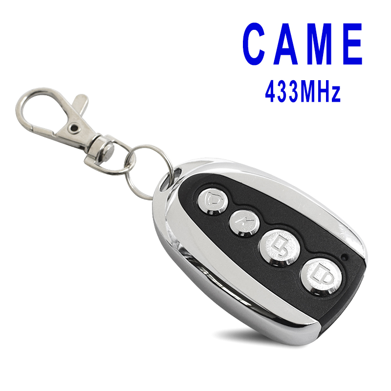 CAME TOP 432NA / CAME TOP 432EE Garage Door Remote Control 433mhz Clone Copy Transmitter Command Gate Control Key Fob