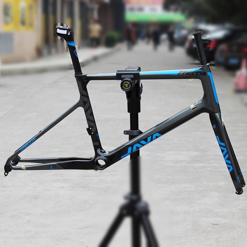 """full Carbon Bicycle forks Road fixie Bike Rigid Fork 1 1//8/"""" 700C Caliper White"""