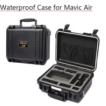 תיבת אחסון מזוודת נשיאה עמיד למים מקרה Hardshell תיק לdji Mavic אוויר סוללה בקר נתונים קו Drone אבזרים