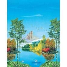 Мозаика из страз 5d «Страна Чудес мечты» картина «сделай сам»