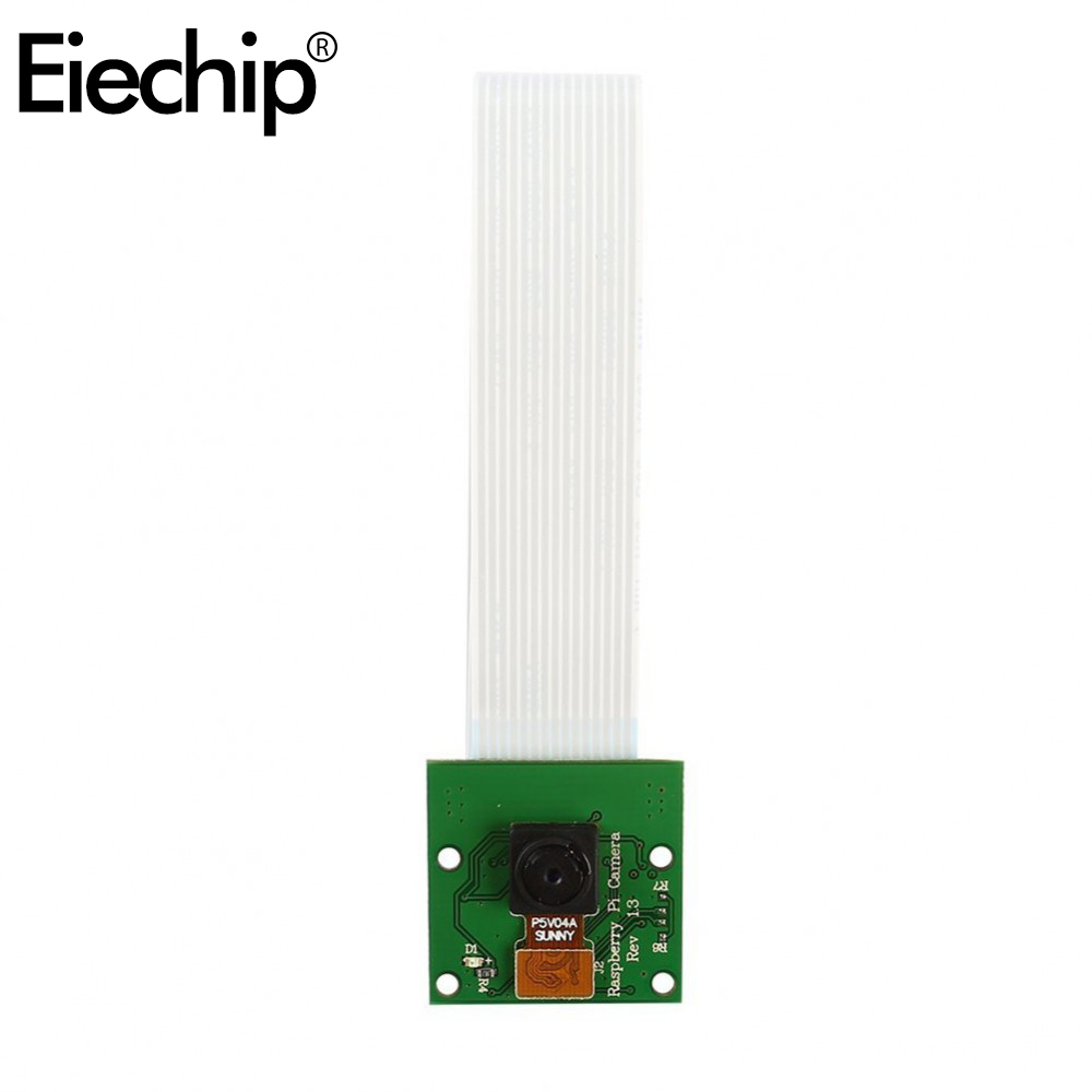For Raspberry Pi 3 Model B Camera Module 1080p 720p Camera 5MP Webcam Video Camera Compatible For Raspberry Pi 2 Diy Electronic