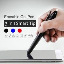 PILOT FriXion topu 3 renk silinebilir kalem 0.5mm jel kalemler akıllı ipucu üzerinde çizmek Tablet/telefon japon kırtasiye ofis malzemeleri