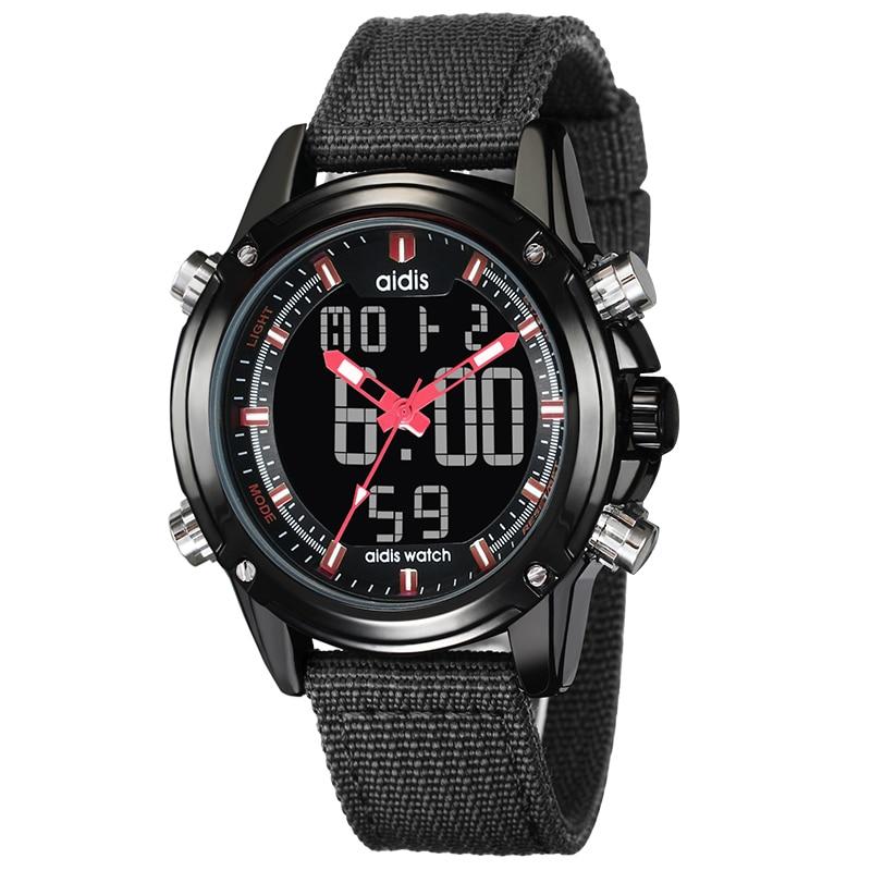 Digital Sport Watch Men Wrist Chronograph For Birthday Gift