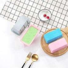 Еда Класс силиконовая форма для кексов прямоугольный маленький