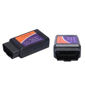Image 5 - רכב סורק ELM327 Bluetooth/WIFI V1.5 OBDII ELM 327 BT/WI FI 1.5 HHOBD HH OBD ELM327 OBD2 Bluetooth v1.5/1.5 ELM 327 מתג על