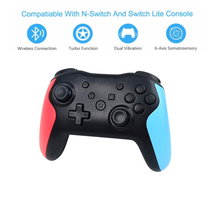 Gamepad Joystick-Controller Vibration N-Switch for NS Wireless with Ps3pcs Bluetooth