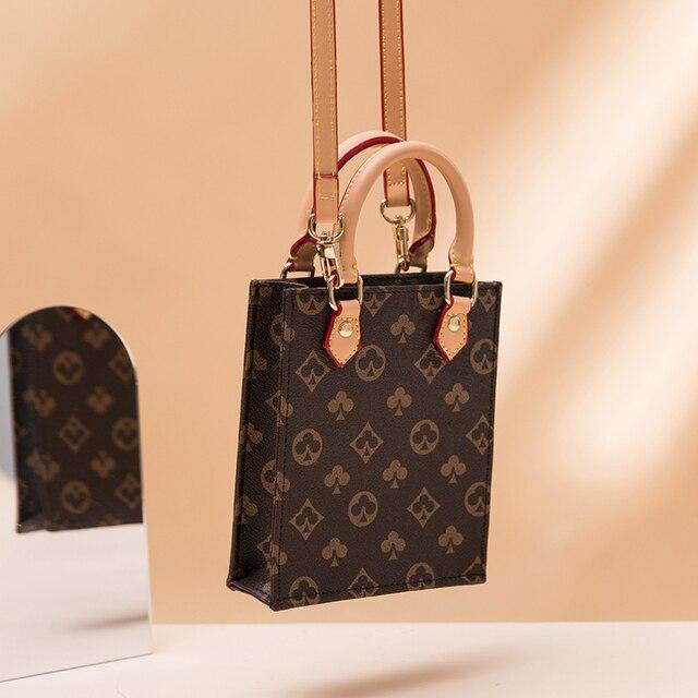 Luxury small rectangle  Printed small Handbag  2