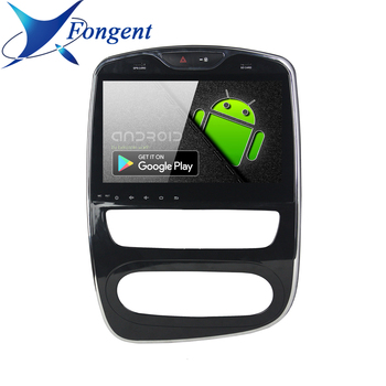 Android 9 Car GPS navigation For Renault Clio 2013 2014 2015 2016 2017 2018 radio recorder multimedia unit PX6 RK3399 Hexa-core