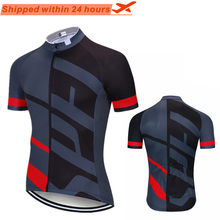 Men Summer Cycling Jersey New Short Sleeve Cycling Clothing MTB Pro Team Bike Shirt Road Bike Sportswear Maillot Racing Tops
