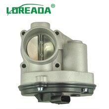 1505642 2S6U9F991FA Новый 45 мм топливный инжектор дроссельной заслонки в сборе для Ford Focus 1,4 C-MAX 1,6 Fiesta MK2 Fusion 1.25L -1.6i