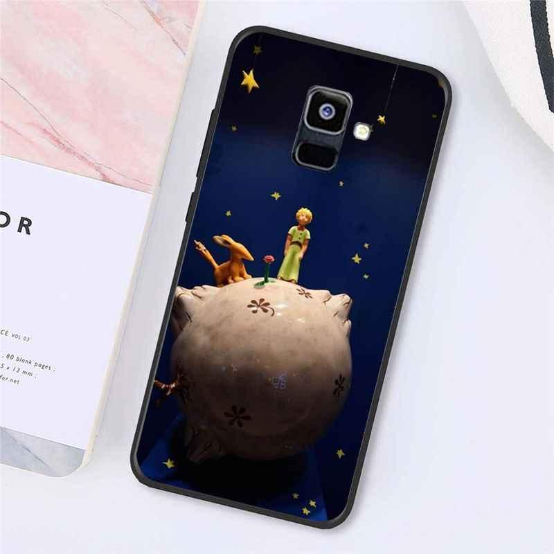Babaite את נסיך קטן מקרה טלפון עבור Samsung Galaxy A7 A50 A70 A40 A20 A30 A8 A6 A8 בתוספת A9 2018