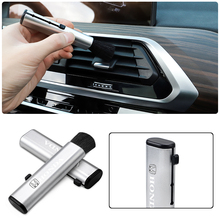 1Pcs Car Conditioning Air Outlet Brush Retractable Cleaning Tool For Honda Civci FIT Accord Prelude CRV 5th City CRZ CRX Premium