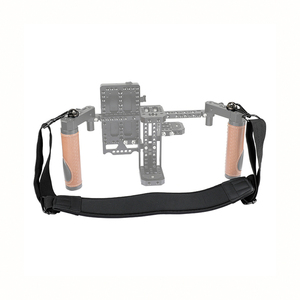 """Image 4 - CAMVATE Padded Shoulder Neck Strap With Quick Release Buckles & 1/4"""" 20 Thread Bolt For DSLR Camera / Monitor Cage Kit C2443"""