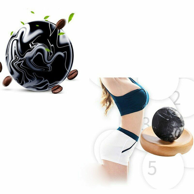 Volcanic Cla Coffee Slimming Soap Bar Skin Whitening Body Clear Anti Prevents Skin Sagging 100% Safe Dropshipping ZJXM2 1/2 Pcs 2