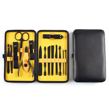 Beauty Set 15pcs Manicure Set Men Women Pro Manicure Set Nail