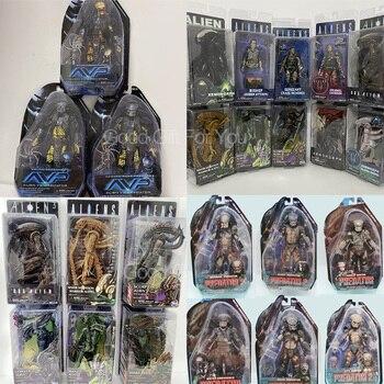 Figura de Alien, escorpión, serpiente, Mantis, gorila, obispo, Reina, ataque facial, perro,...