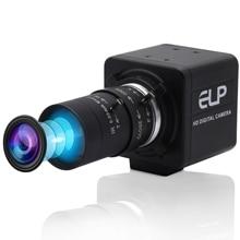 Lente varifocal manual 4k sony imx317 (1/2.5) câmera usb alta taxa de quadros 3840x2160 mjpeg 30fps uvc plug and play webcam usb
